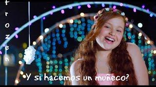 Do you wanna build a snowman? (Cover) Español Y Si hacemos un muñeco? por Gabriela Hernandez