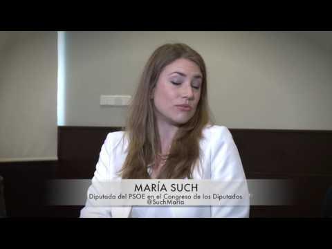 Coloquio sobre el empoderamiento de la mujer: María Such (I)