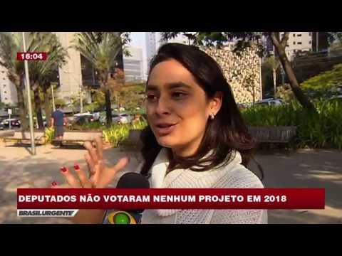 BRASIL URGENTE MINAS 11/07/2018