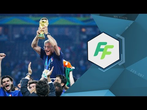 Marcello Lippi - FIFA FOOTBALL EXCLUSIVE