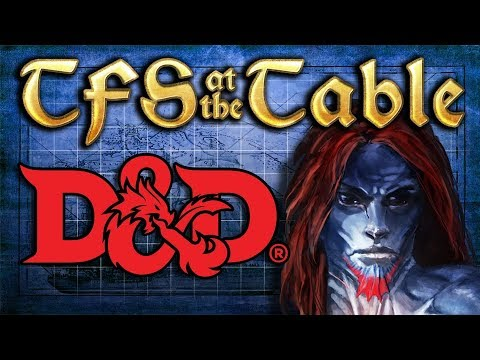 TFS At the Table: Chapter 1 Episode 2: Welcome to Jahal Cove | Dungeons and Dragons | TeamFourStar