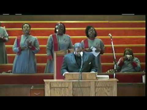 New Nazareth MB.Church, Chicago, IL Dr. Jarvis Hanson, Pastor 8/6/17