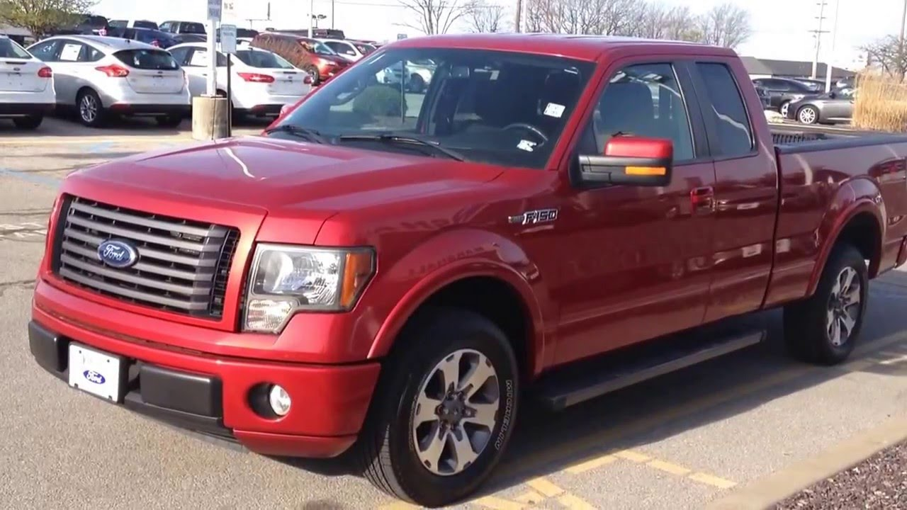 2010 ford f 150 fx 2 used pickup truck for sale