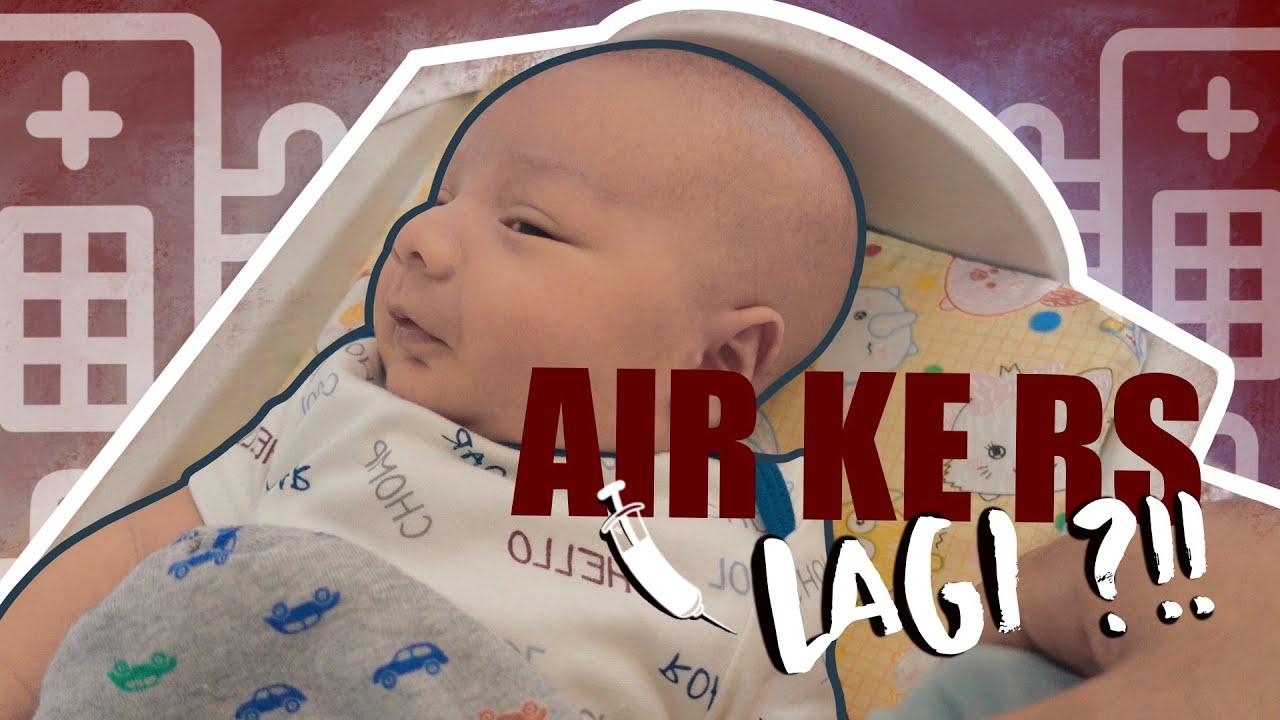 AIR BAYI TERKUAT, DISUNTIK ENGGA NANGIS!!