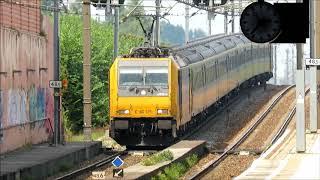 Timelapse! - Treinen in Noord-Brabant!