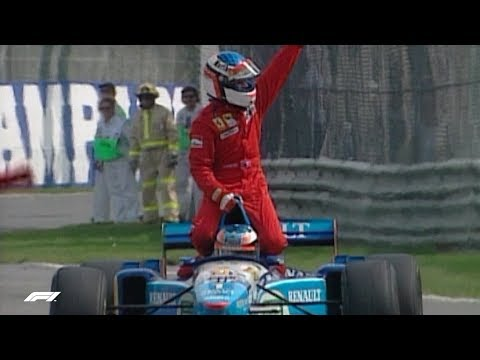 Jean Alesi's Unforgettable Victory | 1995 Canadian Grand Pri
