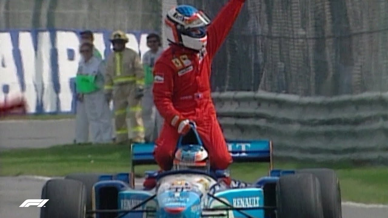 Jean Alesi's Unforgettable Victory | 1995 Canadian Grand Prix ...