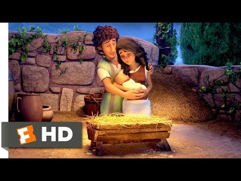 The Star (2017) - The Nativity Scene (10/10)   Movieclips