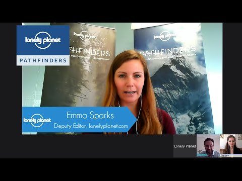 Travel blogs #lpHangout - Lonely Planet travel videos