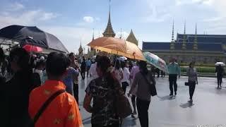 *タイに胸熱* 王宮広場の天国 thumbnail