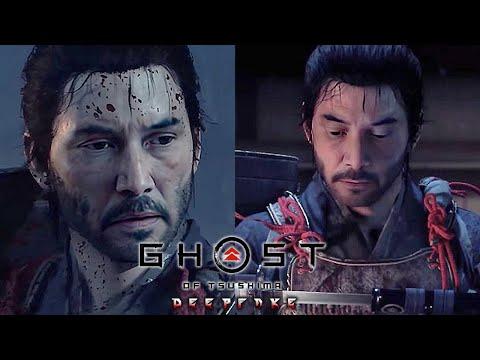 Keanu Reeves is The Ronin of Tsushima [Deepfake]