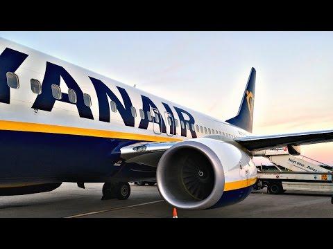 TRIP REPORT (10€ TICKET?!) | RYANAIR | Boeing 737-800 | Dublin - Manchester