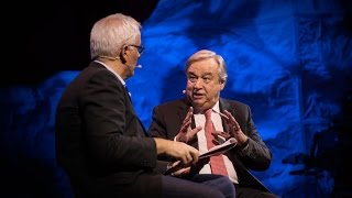 Refugees have the right to be protected | António Guterres