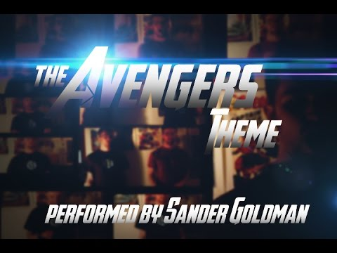 The Avengers Theme A cappella