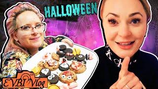 Evbi Vlog #5 HALLOWEEN GRUSEL VLOG! Wir zeigen euch unsere Halloween Woche!