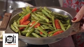 Carrot and String Bean Salad - Mad Hungry with Lucinda Scala Quinn