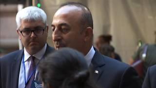 """مقابلة الحرة مع  مولود جاويش أوغلو """"وزير الخارجية التركي """""""