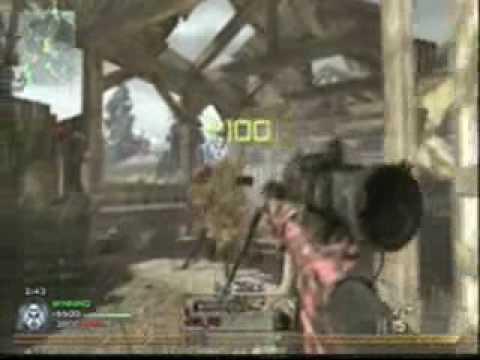 Modern Warfare 2 Intervention Minitage |