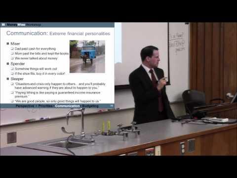 Moneywise Personal Finance Seminar