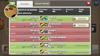 Clash of Clans - gobowitch six pack th10!!