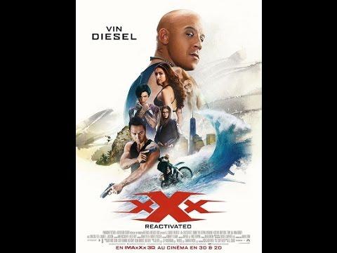 xXx Reactivated (Vin Diesel, Tony Jaa) bientot en dvd et blu-ray streaming vf