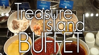 luxor buffet menu