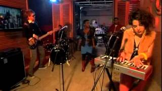 "Freshly Ground Perform  their latest single "" Take me to the Dance"" (27.09.2012)"