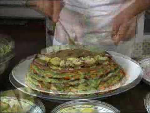 Cappon Magro Ricetta della cucina della Riviera Ligure