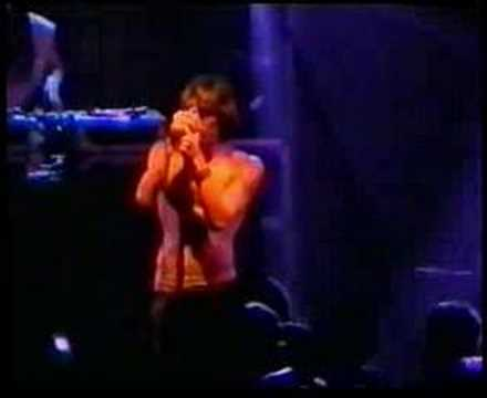 incubus nowhere fast live 2001