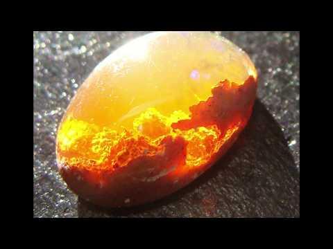 Rare Crystals, Gems & Minerals VOL1
