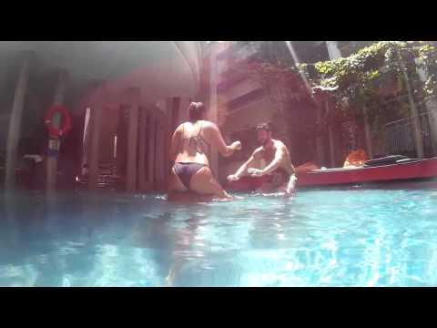 Pool at GrandMas Hotel Seminyak, Bali