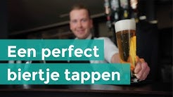Horeca training | Een perfect biertje tappen in 6 stappen
