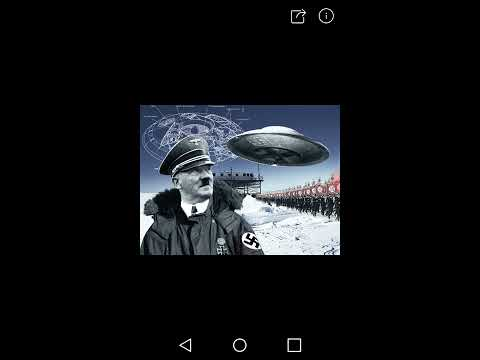 Shown Nazi UFO FLEET IN ANTARCTICA~A GREAT DECEPTION NEAR