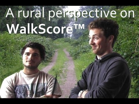 Real English® for Walk Score™ - Interview # 2