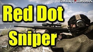 Red Dot Sniping! [Battlefield 4 Live: XBOX ONE]