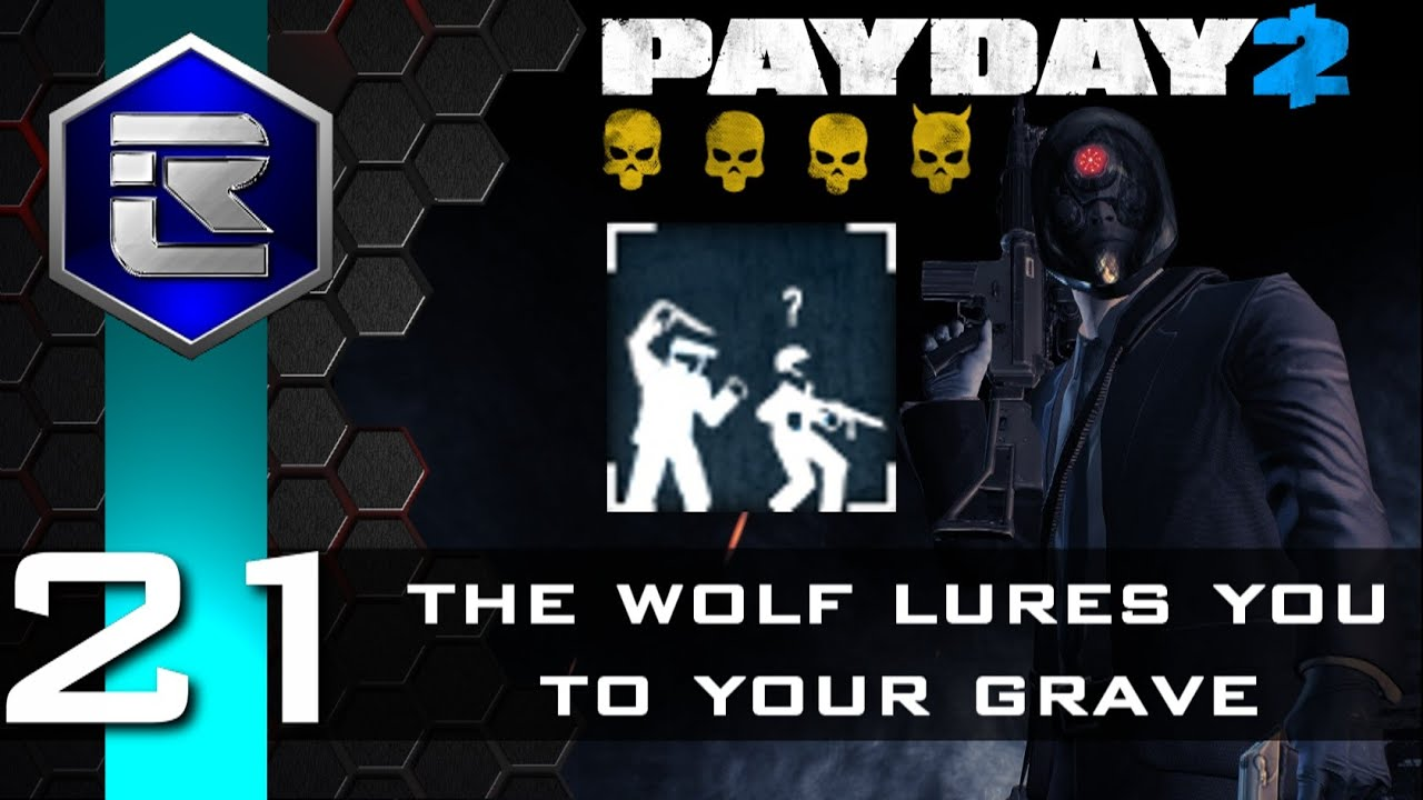payday 2 how to get the death wish mask