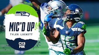 Tyler Lockett Mic'd Up vs Cowboys | Seahawks Saturday Night
