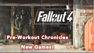 Pre-Workout Chronicles: AC Syndicate, Battlefront, Fallout 4, and More