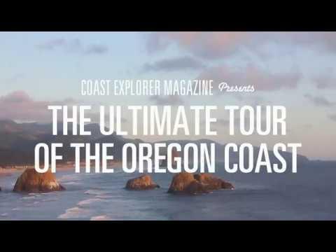 Ultimate Tour of the Oregon Coast