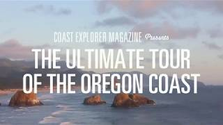 Ultimate Tour of the Oregon Coast