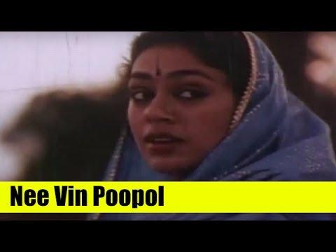 Malayalam Song - Nee Vin Poopol - Innale - Starring Shobhana, Jayaram, Suresh Gopi