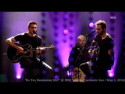 "MORTEN HARKET - Do You Remember Me? @ NRK ""Lindmo"" [acoustic live / May 3, 2014]"
