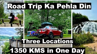 Canadian Road Trip Ka Pehla Din - Day 1