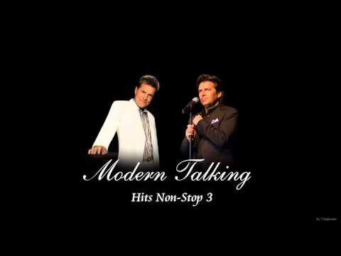 Modern Talking || Hits Non Stop 3 - 2015