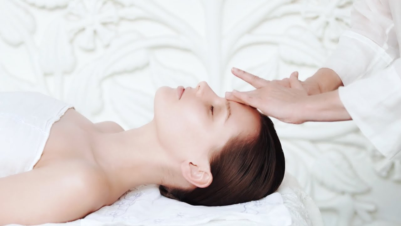Aveda facial massage, white redbone wet big tits