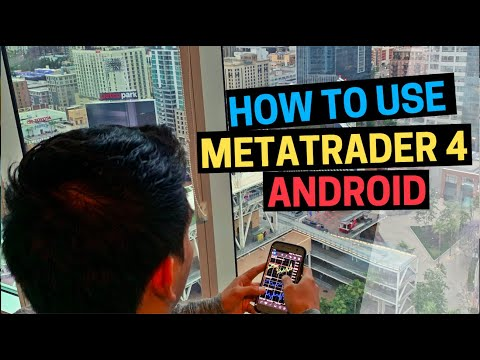 How to use Meta Trader 4 on Android