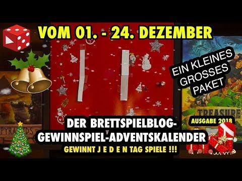 Türchen 11: Der große Brettspielblog Gewinnspiel Adventskalender 2018