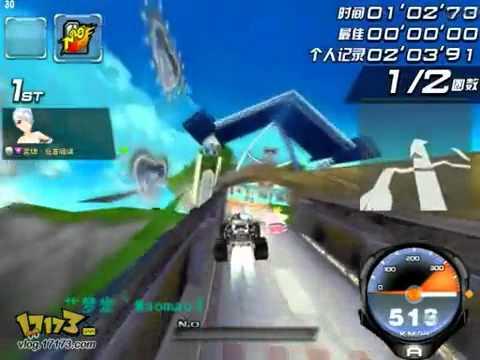 QQ Speed  Bac Thang Thien Quoc 2
