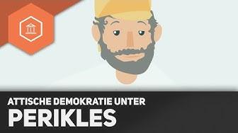 Die Attische Demokratie unter Perikles - Antikes Griechenland ● Gehe auf SIMPLECLUB.DE/GO