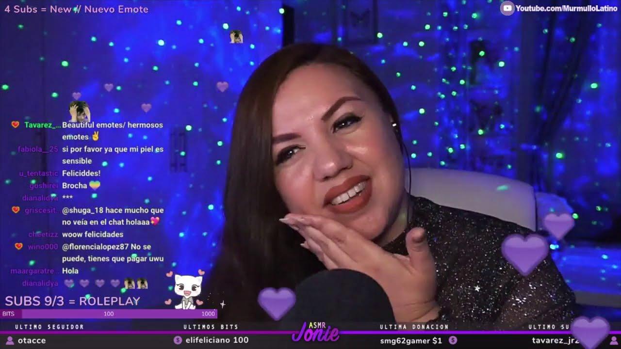 ASMR Español Spa Facial Interactivo con mi Chat / Murmullo Latino